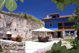 La Casona de Abajo casa rural en Parres (Asturias)