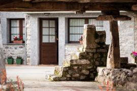 La Corrada casa rural en Bueño (Asturias)