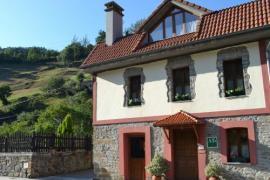La Corralá de José-Susana casa rural en Aller (Asturias)