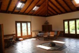 La Escuela casa rural en Teverga (Asturias)
