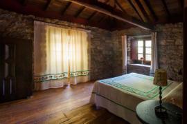 El Molino - La Fabriquina - Palacio del Cardenal Cienfuegos casa rural en Agüerina (Asturias)