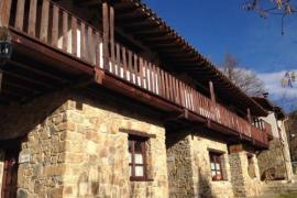 La Xamoca casa rural en Campiellos (Asturias)