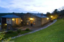 Nucleo Turismo Rural Casa Riveras casa rural en Santa Eulalia De Oscos (Asturias)