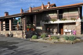 Padel La Tejera casa rural en Soto Del Barco (Asturias)