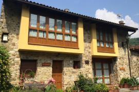 La Forgaya - La Cambiella casa rural en Rioseco (Asturias)