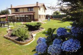 Villa del Saín casa rural en Cudillero (Asturias)