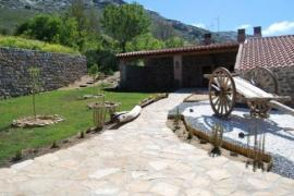 Corral Del Prajoncillo casa rural en Valdecasa (Ávila)