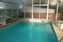 Fin de curso con piscina