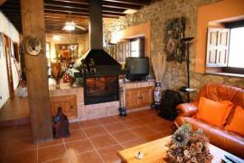 Finca La Lobera casa rural en Candeleda (Ávila)