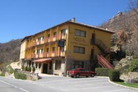 Hostal Capra Hispánica casa rural en Navacepeda De Tormes (Ávila)