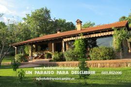 Hotel Rural El Camino casa rural en Candeleda (Ávila)