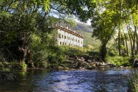 Hotel Rural Ribera Del Corneja casa rural en Navacepedilla De Corneja (Ávila)