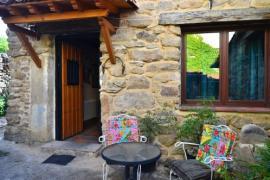 Los Sitios de Aravalle casa rural en Umbrias (Ávila)