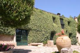 Can Pere Martí casa rural en Jorba (Barcelona)