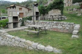 Cal Catllar casa rural en Figols (Barcelona)