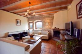 Cal Masover casa rural en Sagas (Barcelona)