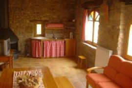 Cal Sorregana casa rural en Montmajor (Barcelona)