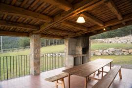 Cal Xacó casa rural en Figols (Barcelona)