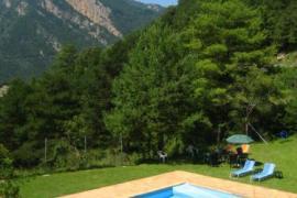 Cal Xic casa rural en Castell De L´ Areny (Barcelona)