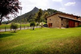 Can Cisquet  casa rural en Santa Maria De Besora (Barcelona)
