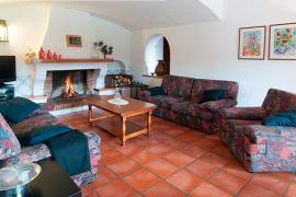 Can Conillet casa rural en La Llacuna (Barcelona)