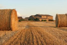 Can Guilella casa rural en Montmajor (Barcelona)