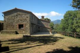 Can Toni-la Pallissa casa rural en Fogars De Montclus (Barcelona)
