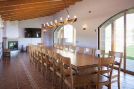 Casa Les Forques casa rural en Montclar (Barcelona)