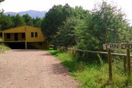 Casa Refugio Can Cadí casa rural en Saldes (Barcelona)