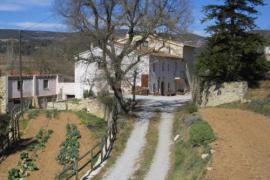 El Planot casa rural en Pontons (Barcelona)