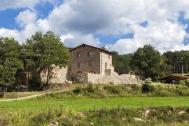La Serra casa rural en Vilada (Barcelona)