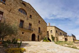 Les Corts De Biosca casa rural en Sant Mateu De Bages (Barcelona)