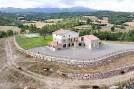 Mas Buidasachs casa rural en Viver I Serrateix (Barcelona)