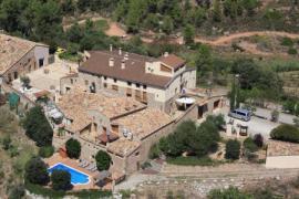 Mas del Puig casa rural en Castellbell I El Vilar (Barcelona)