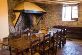 Mas El Francàs Vell casa rural en Sant Agusti De Lluçanes (Barcelona)