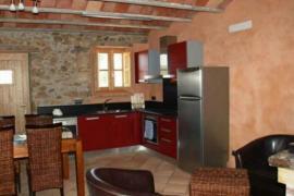 Mas Oller 2 -les Corts casa rural en Palafolls (Barcelona)