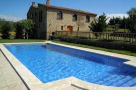 Molí d´Enfesta casa rural en La Molsosa (Lleida)