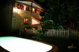 Albergue Los Cerezos casa rural en Ailanes De Zamanzas (Burgos)