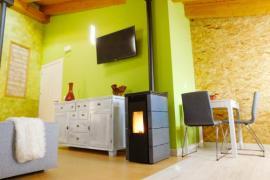 Apartamento Ribera del Duero Crianza casa rural en Tubilla Del Lago (Burgos)