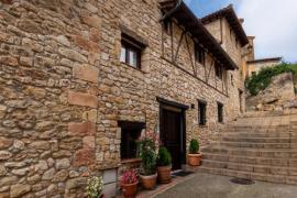 Casa Rural Torre Los Templarios casa rural en Herran (Burgos)