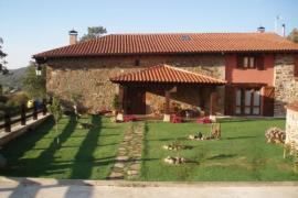 El Hayedo casa rural en Pineda De La Sierra (Burgos)