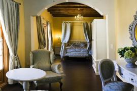 Hotel San Anton Abad  casa rural en Villafranca Montes De Oca (Burgos)