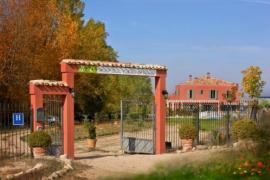 Hotel Santa Coloma del Camino casa rural en Sasamon (Burgos)