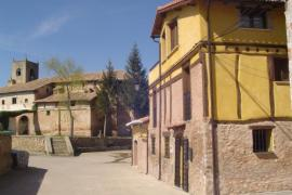 La Casa del Herrero casa rural en Viloria De Rioja (Burgos)