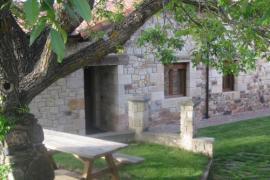 La Chimenea Serrana casa rural en Hacinas (Burgos)