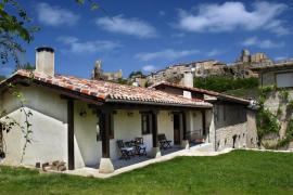 La Era de Vadillo casa rural en Frias (Burgos)