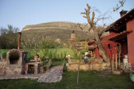 La Morera de Agustina casa rural en Villanueva De Carazo (Burgos)