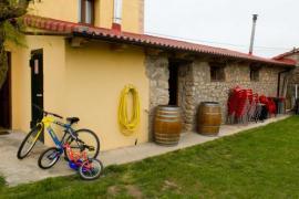 Los Cazillos casa rural en Merindad De Rio Ubierna (Burgos)