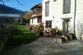 Torre Ximena y La Antigua casa rural en Tubilla (Burgos)