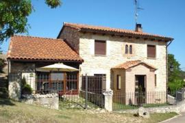 Villamoronta casa rural en Basconcillos Del Tozo (Burgos)